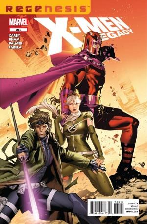 X-Men: Legacy #259