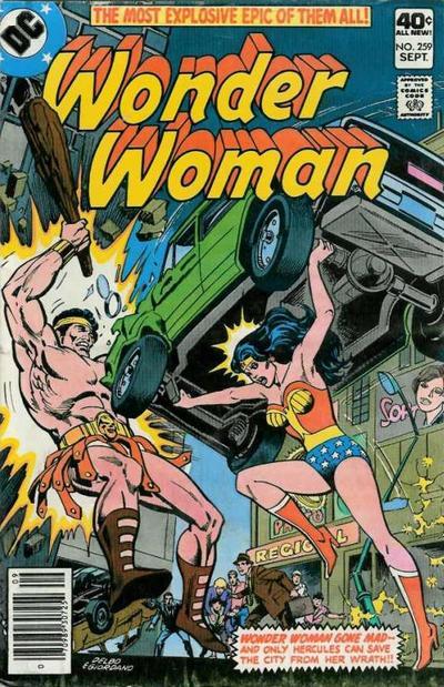 Wonder Woman #259