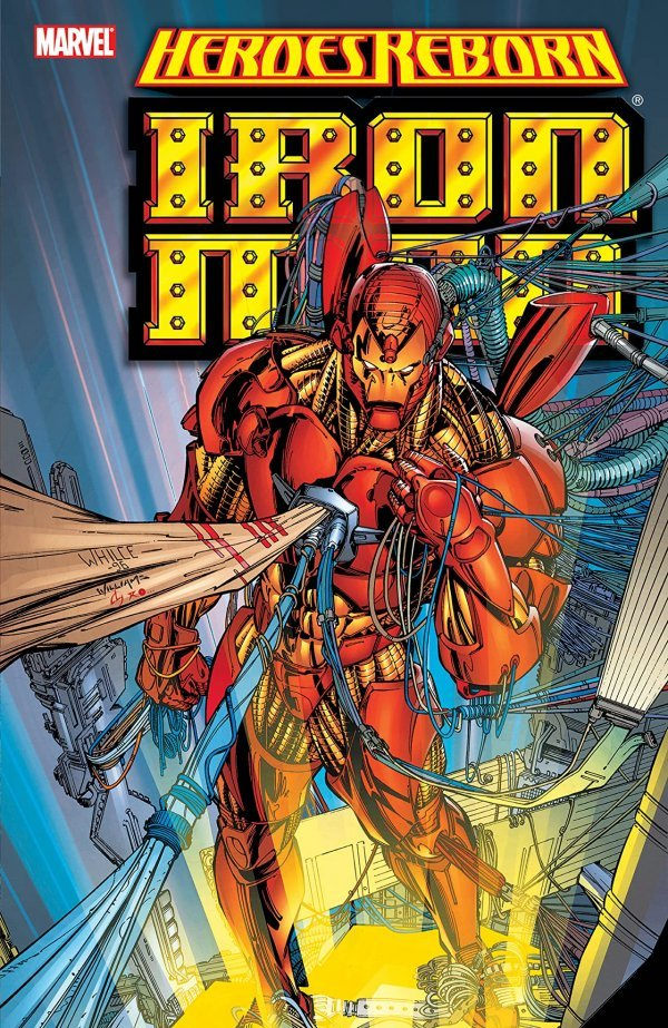 Heroes Reborn: Iron Man TP New Printing