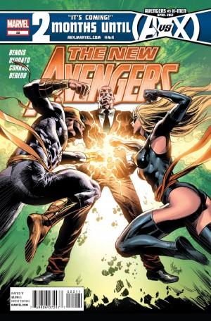 The New Avengers #22