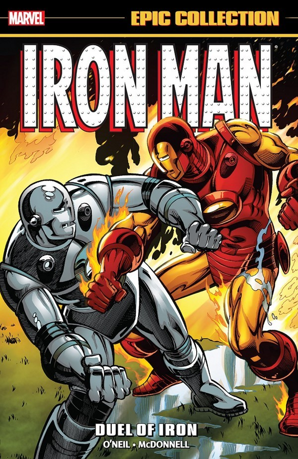 Iron Man Epic Collection: Duel of Iron TP