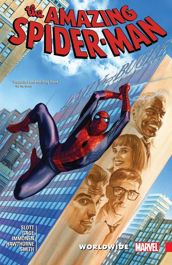 The Amazing Spider-Man Worldwide Vol. 8 TP