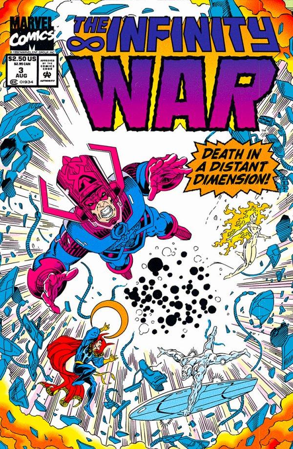 The Infinity War #3