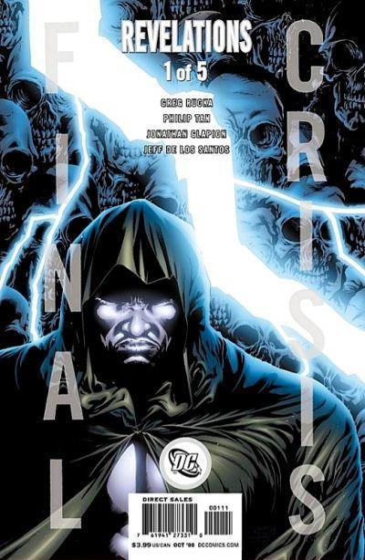 Final Crisis: Revelations #1