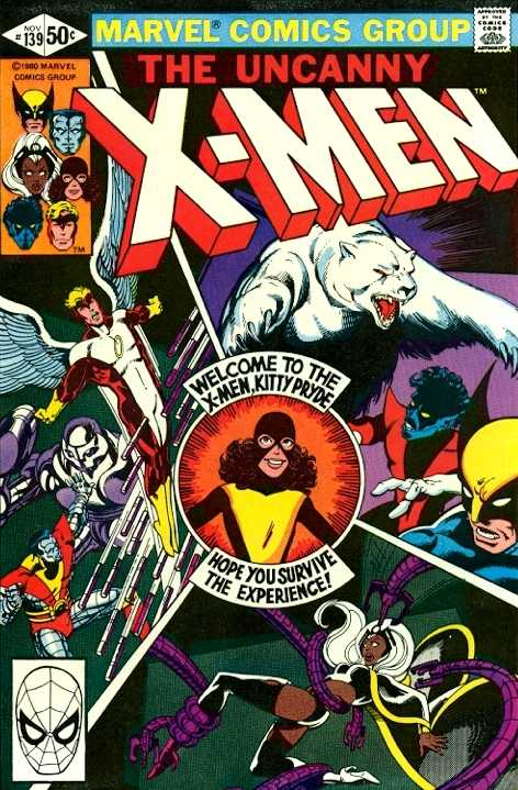 The X-Men #139