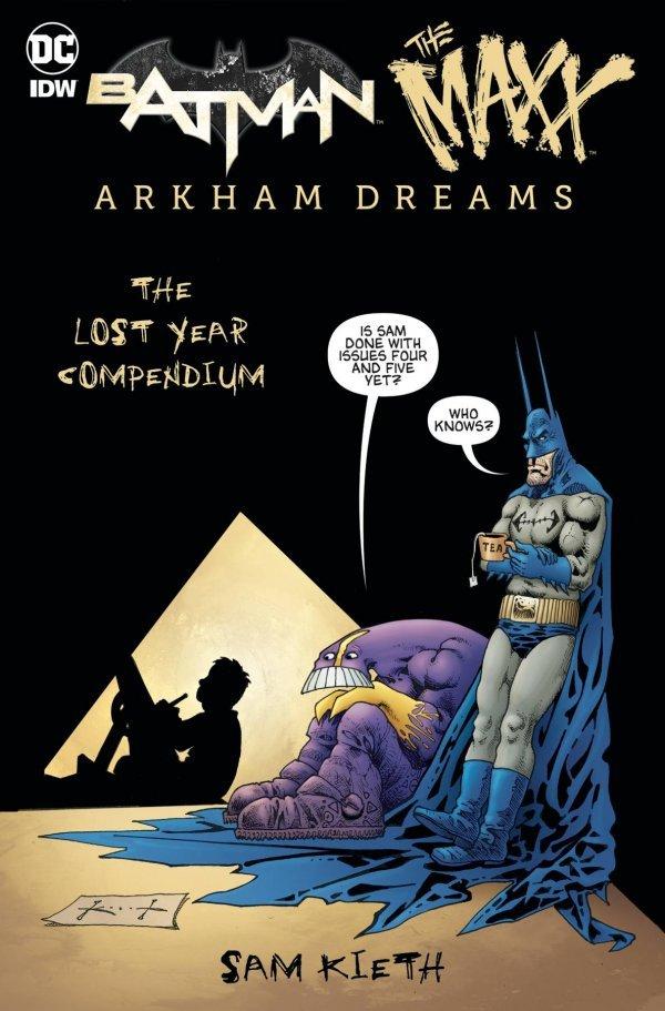 Batman / The Maxx: Arkham Dreams - The Lost Year Compendium