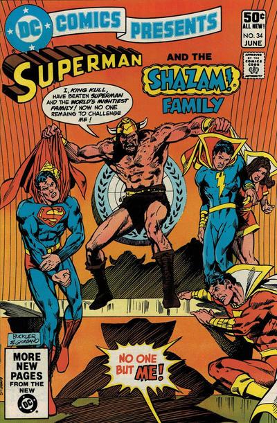 DC Comics Presents #34