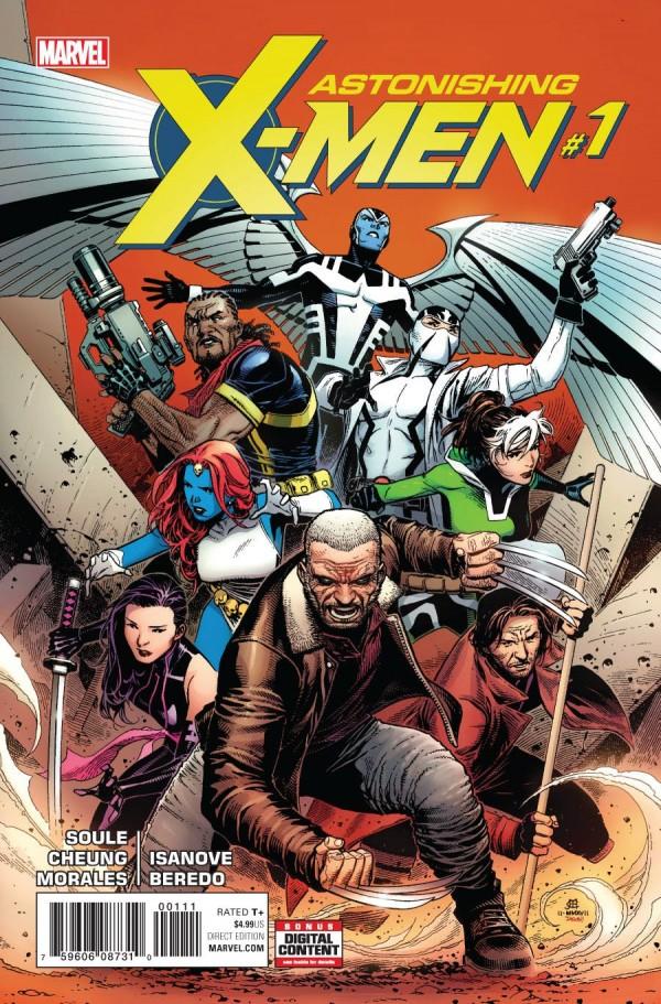 Astonishing X-Men #1