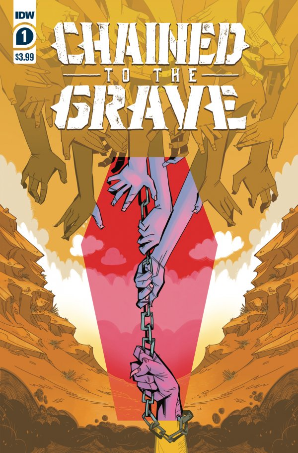 Chained to the Grave #1