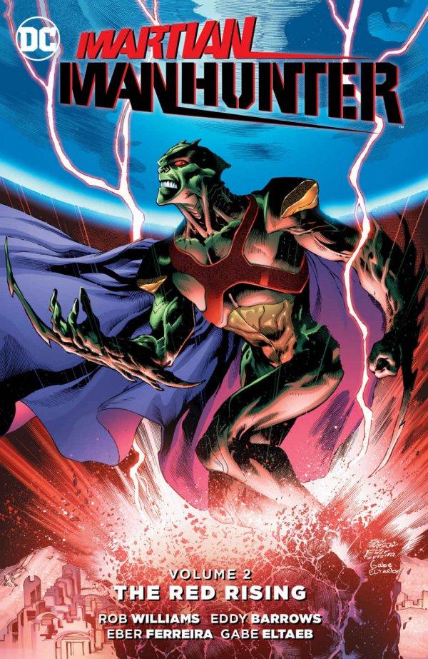 Martian Manhunter Vol. 2: The Red Rising TP