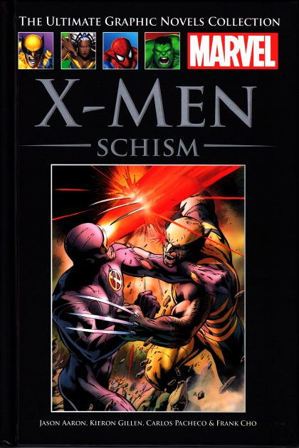 The Ultimate Graphic Novels Collection X-Men: Schism HC