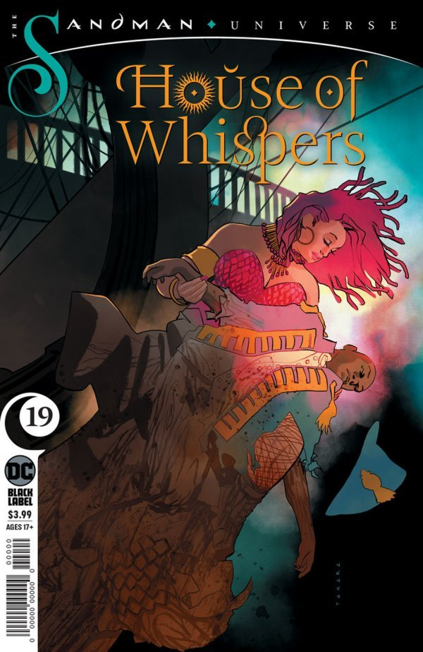 House of Whispers #19 review