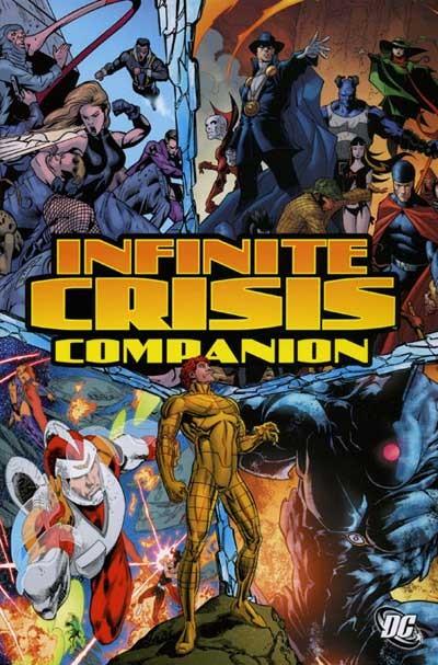 Infinite Crisis Companion TP
