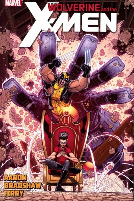 Wolverine and the X-Men Vol. 7 TP