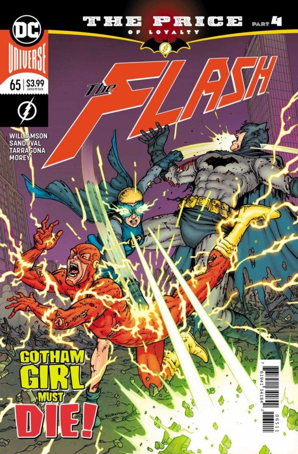 The Flash #65