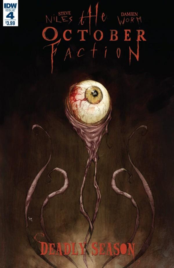 The October Faction: Deadly Season #4