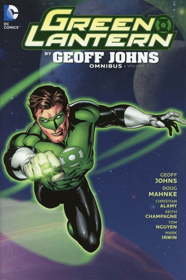 Green Lantern By Geoff Johns Omnibus Vol. 3 HC