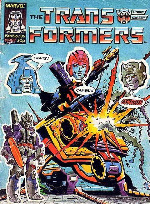 The Transformers #87