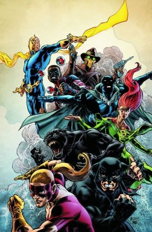 Justice Society of America Special #1