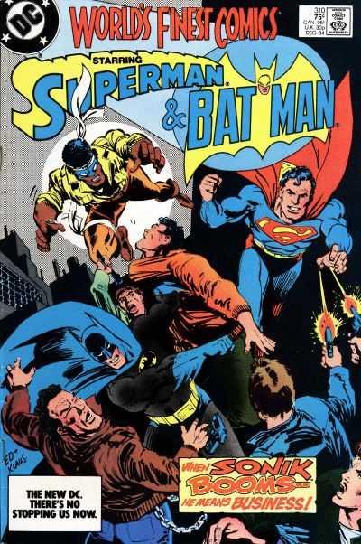 World's Finest Comics #310