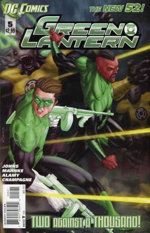 Green Lantern #5
