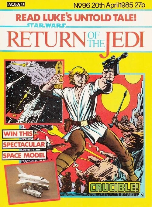 Return of the Jedi Weekly #96