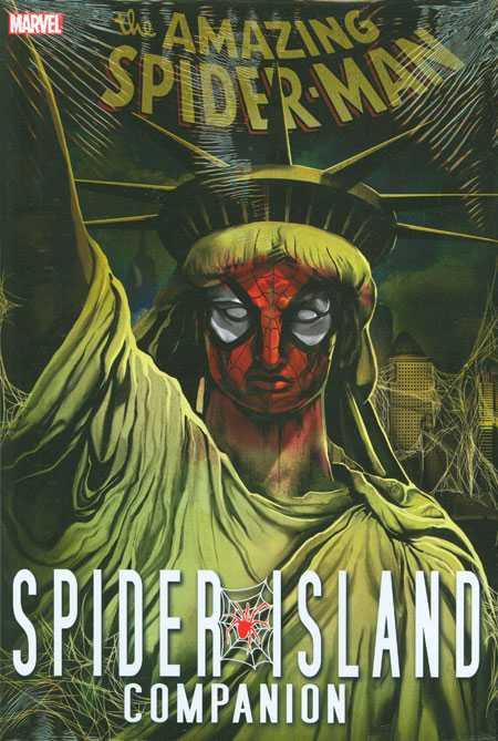 The Amazing Spider-Man: Spider-Island Companion HC