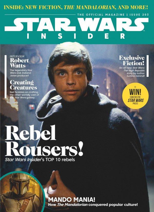 Star Wars Insider #203