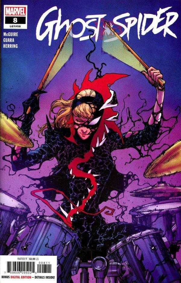 Ghost-Spider #8