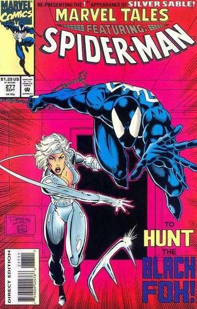 Marvel Tales #277