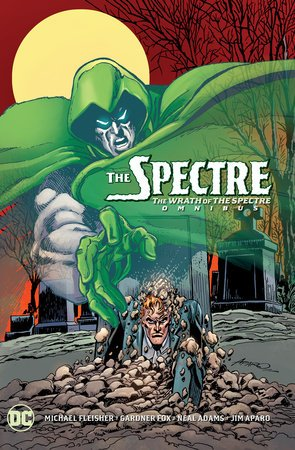 The Spectre: The Wrath of the Spectre Omnibus HC
