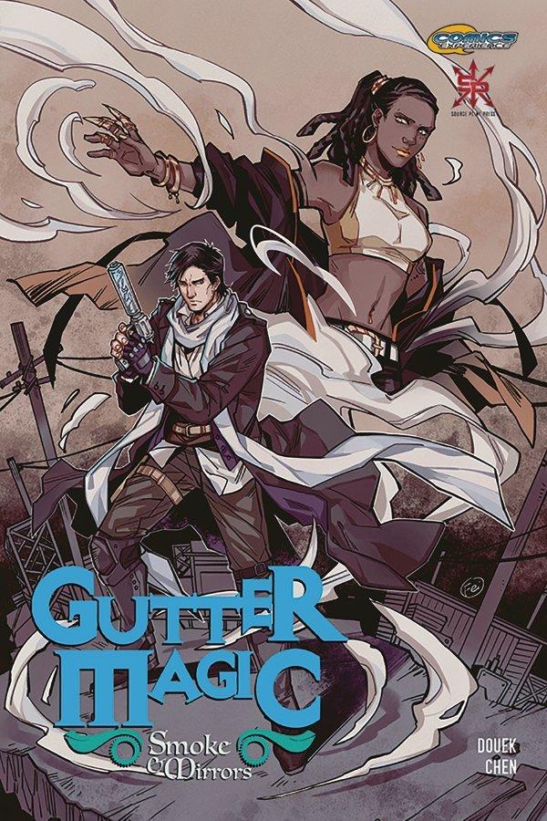 Gutter Magic: Smoke & Mirrors #1
