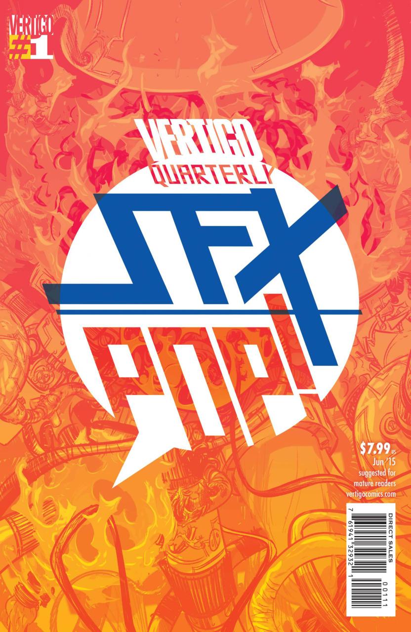Vertigo Quarterly: SFX #1