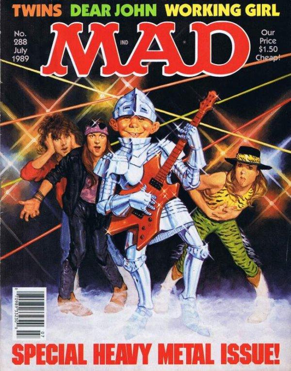 Mad Magazine #288