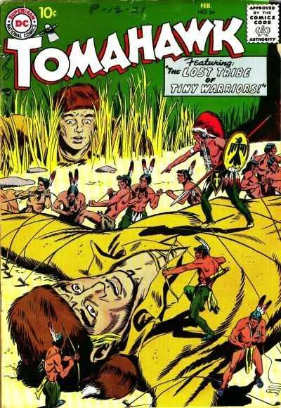 Tomahawk #54