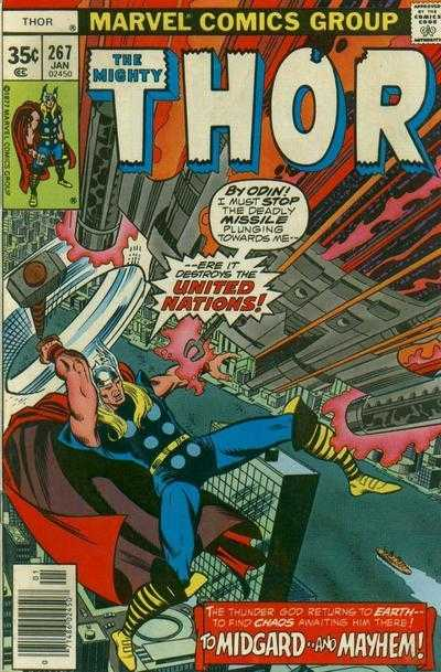 The Mighty Thor #267