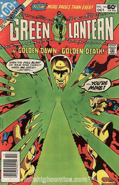 Green Lantern #145