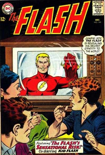 The Flash #149