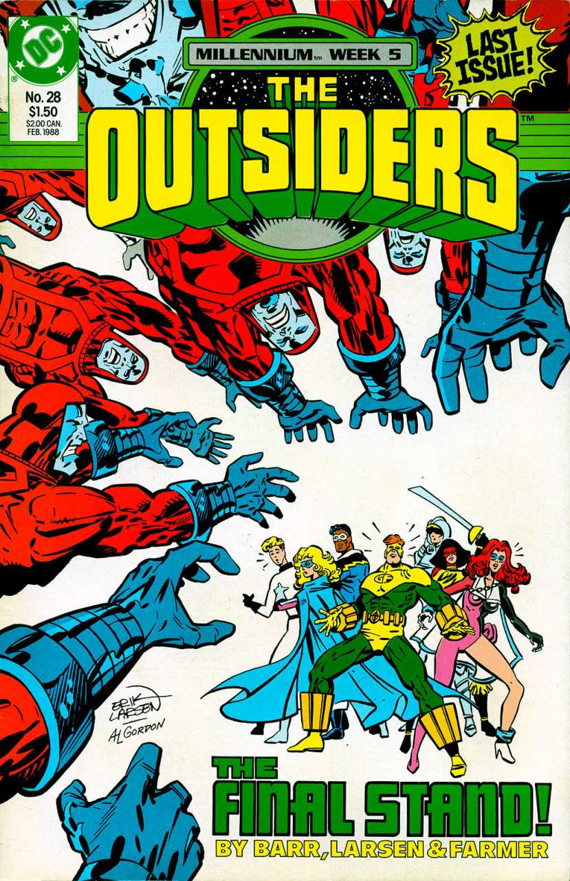 The Outsiders #28