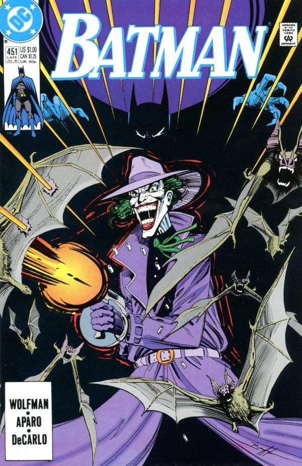 Batman #451