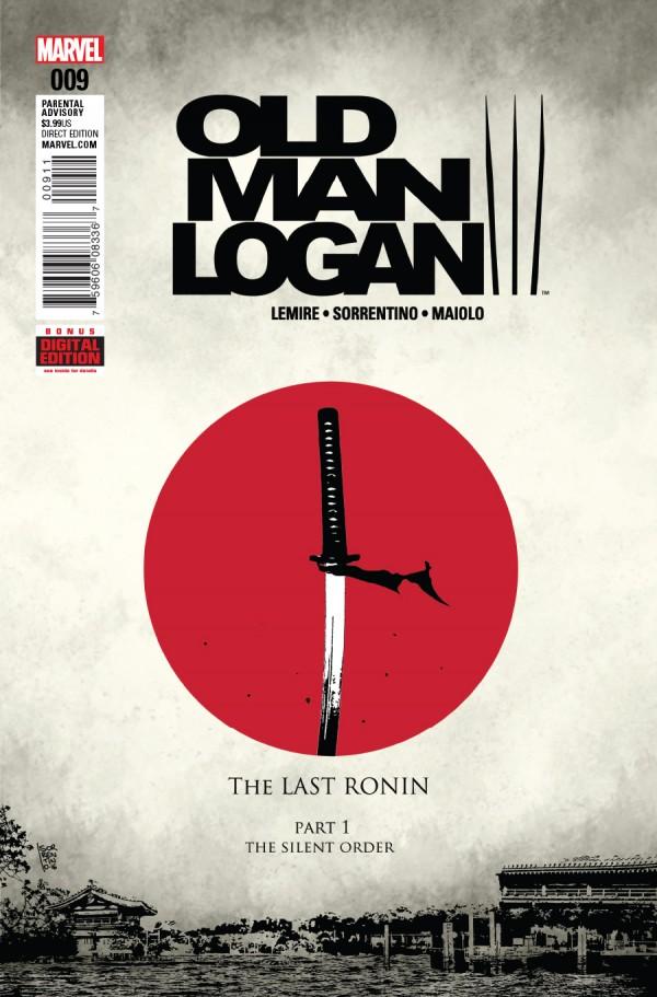 Old Man Logan #9