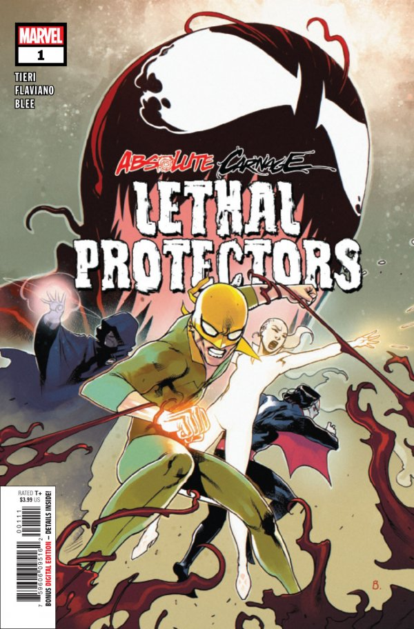 Absolute Carnage: Lethal Protectors #1