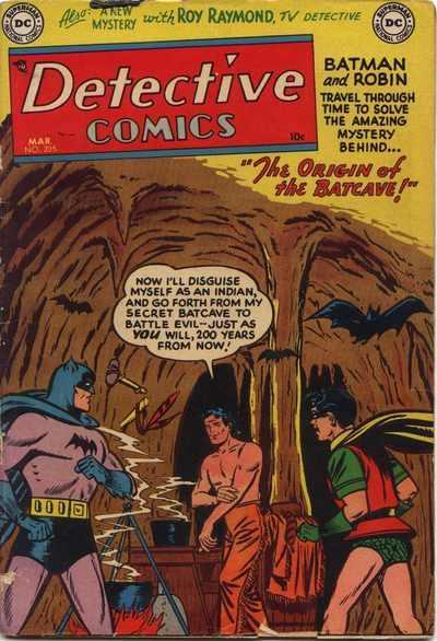 Detective Comics #205