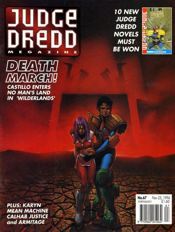 Judge Dredd: The Megazine #67
