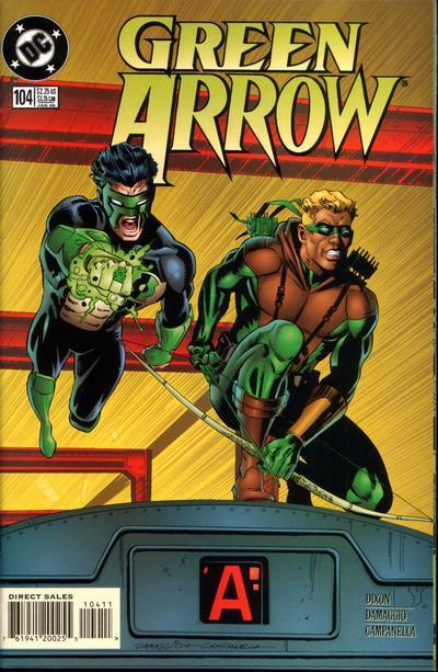 Green Arrow #104