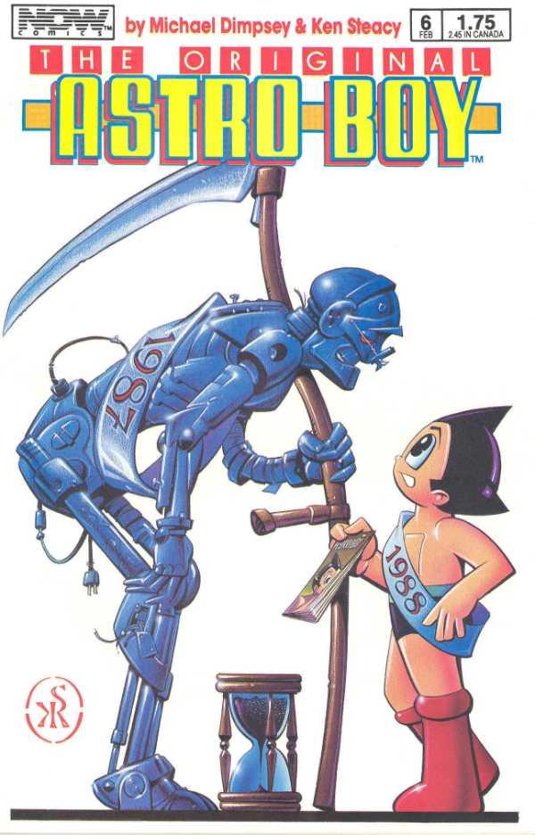 The Original Astro Boy #6
