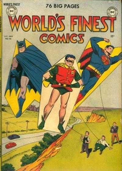 World's Finest Comics #46