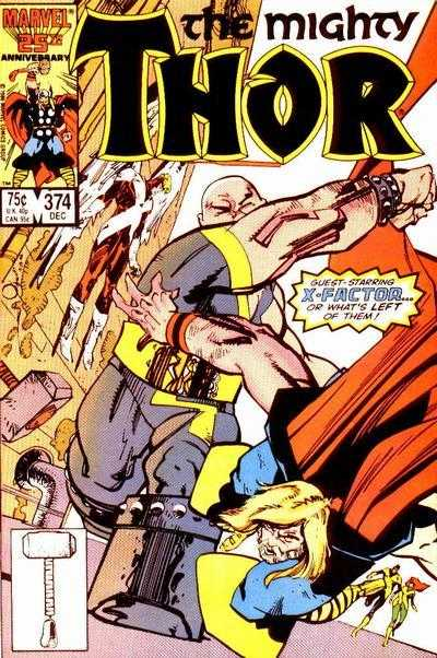 The Mighty Thor #374