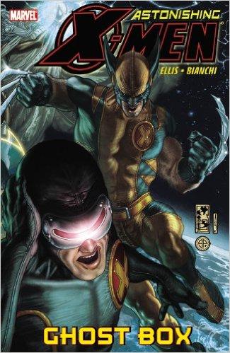 Astonishing X-Men Vol. 5: Ghost Box TP