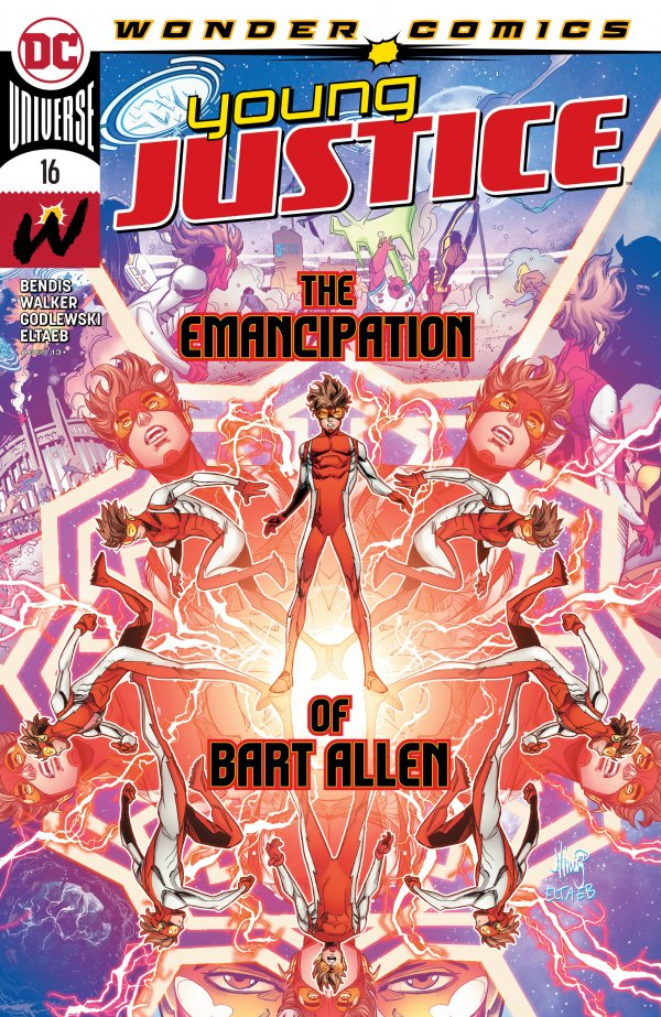 Young Justice #16